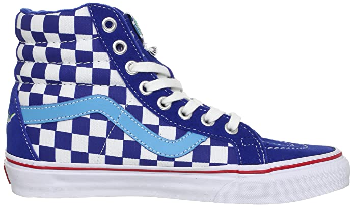 d7e51867e9 Vans Sk8-Hi Reissue Shoes - (Haro) Freestyler Blue  Amazon.co.uk  Shoes    Bags