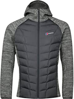 choose authentic value for money classic fit Berghaus Men's Gemini Hybrid Water Repellent Fleece Jacket ...