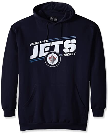 Profile Big   Tall NHL Winnipeg Jets Men s Jets Fleece Pullover Hoodie c424ac01a