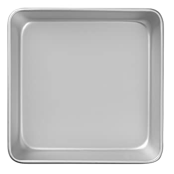 Wilton Performance Aluminum Square Brownie Pan