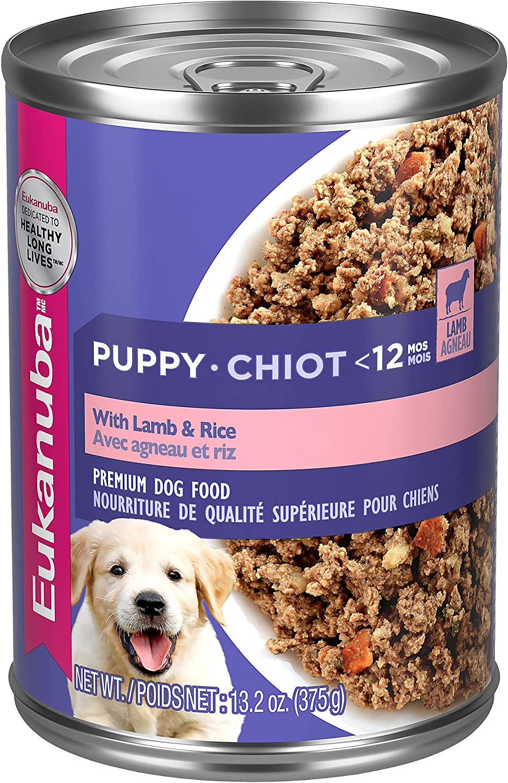EUKANUBA Puppy Canned Dog Food