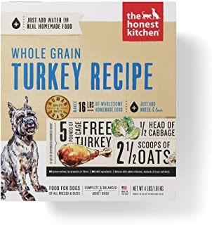 product image for The Honest Kitchen Human Grade Dehydrated Organic Whole Grain Dog Food