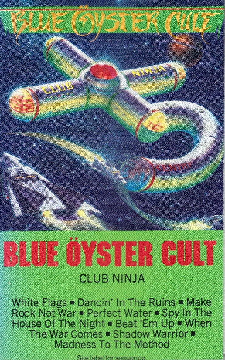 Club Ninja : Blue Oyster Cult: Amazon.es: Música