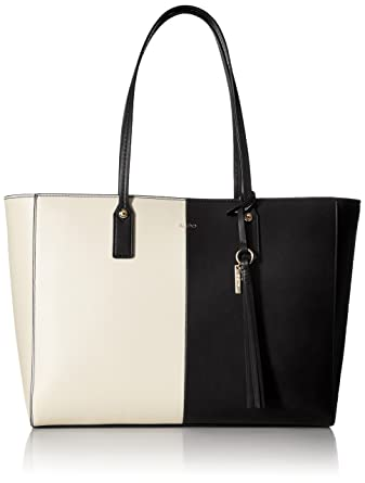 Aldo Dinuba Shoulder Handbag, Black/White: Handbags: Amazon.com