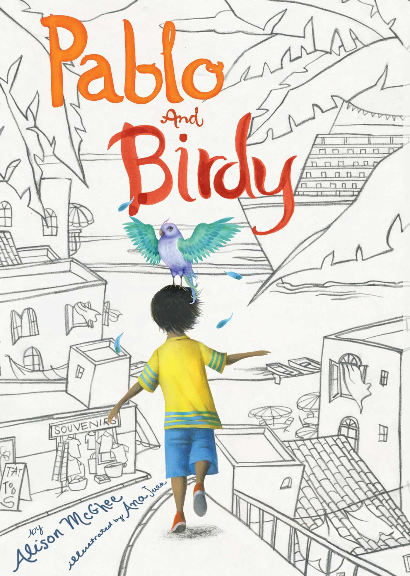 Pablo and Birdy book cover