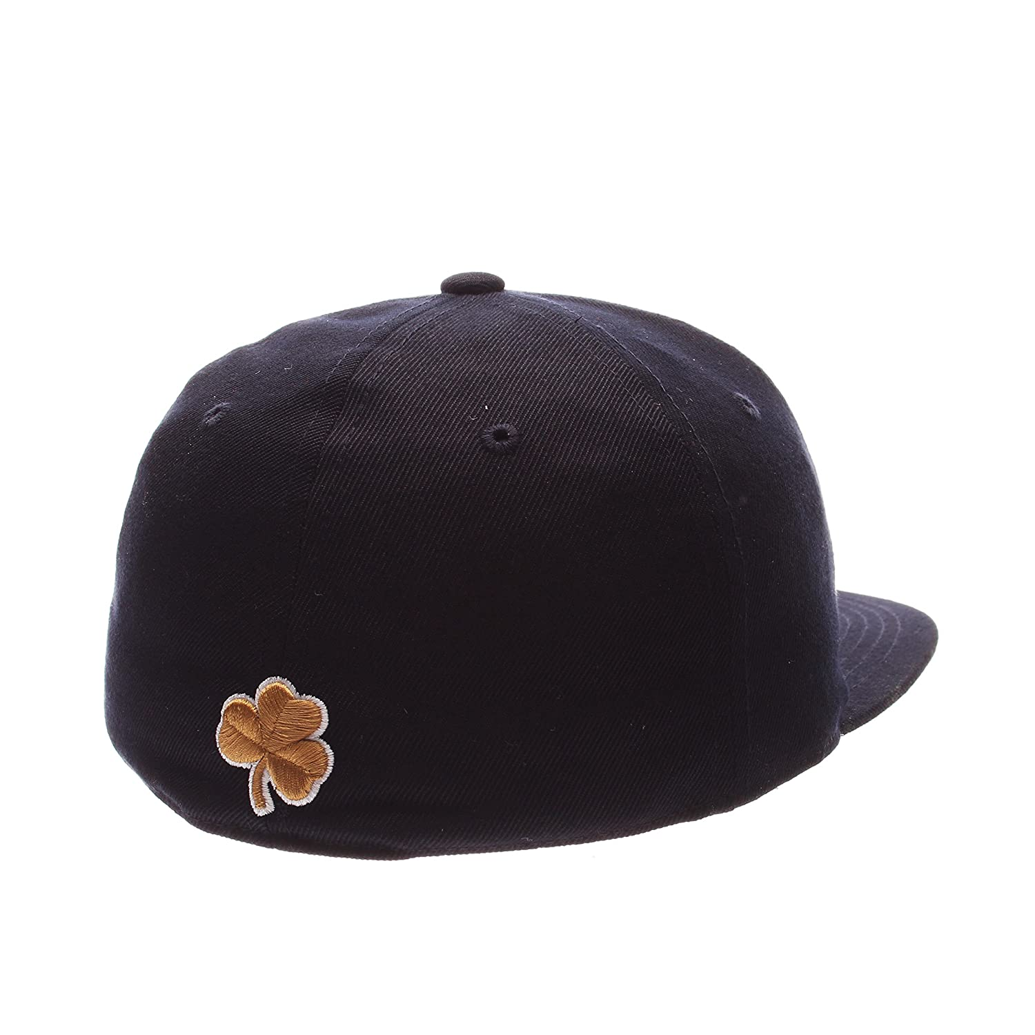 Navy Size 7 1//4 NCAA Zephyr Notre Dame Fighting Irish Mens M15 Fitted Hat