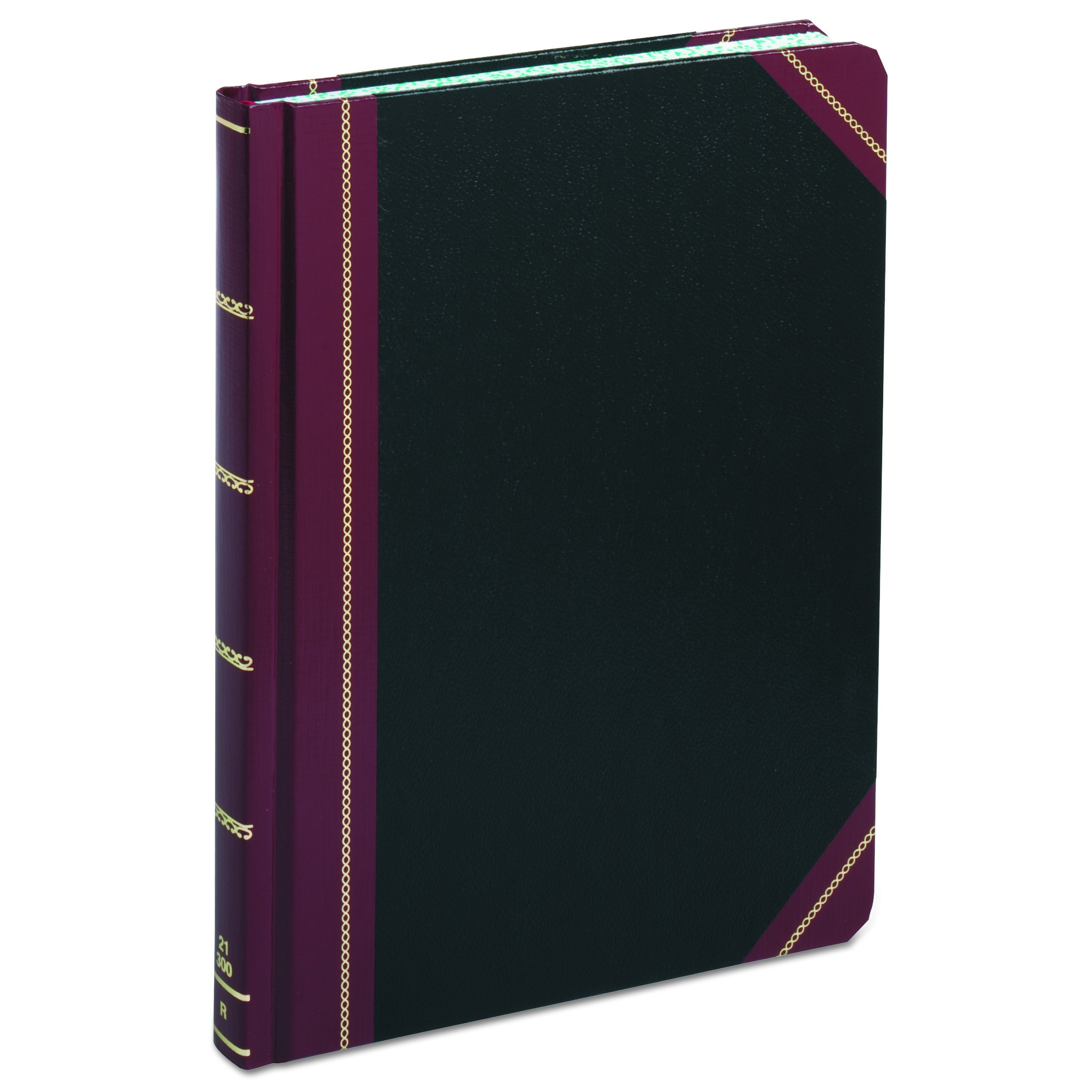 Boorum & Pease Record Book, 21 Series, Record Ruled, 8-1/8'' x 10-3/8'', 300 Pages  (21-300-R)