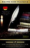 50 Meisterwerke Musst Du Lesen, Bevor Du Stirbst: Vol. 2 (Golden Deer Classics) (German Edition)