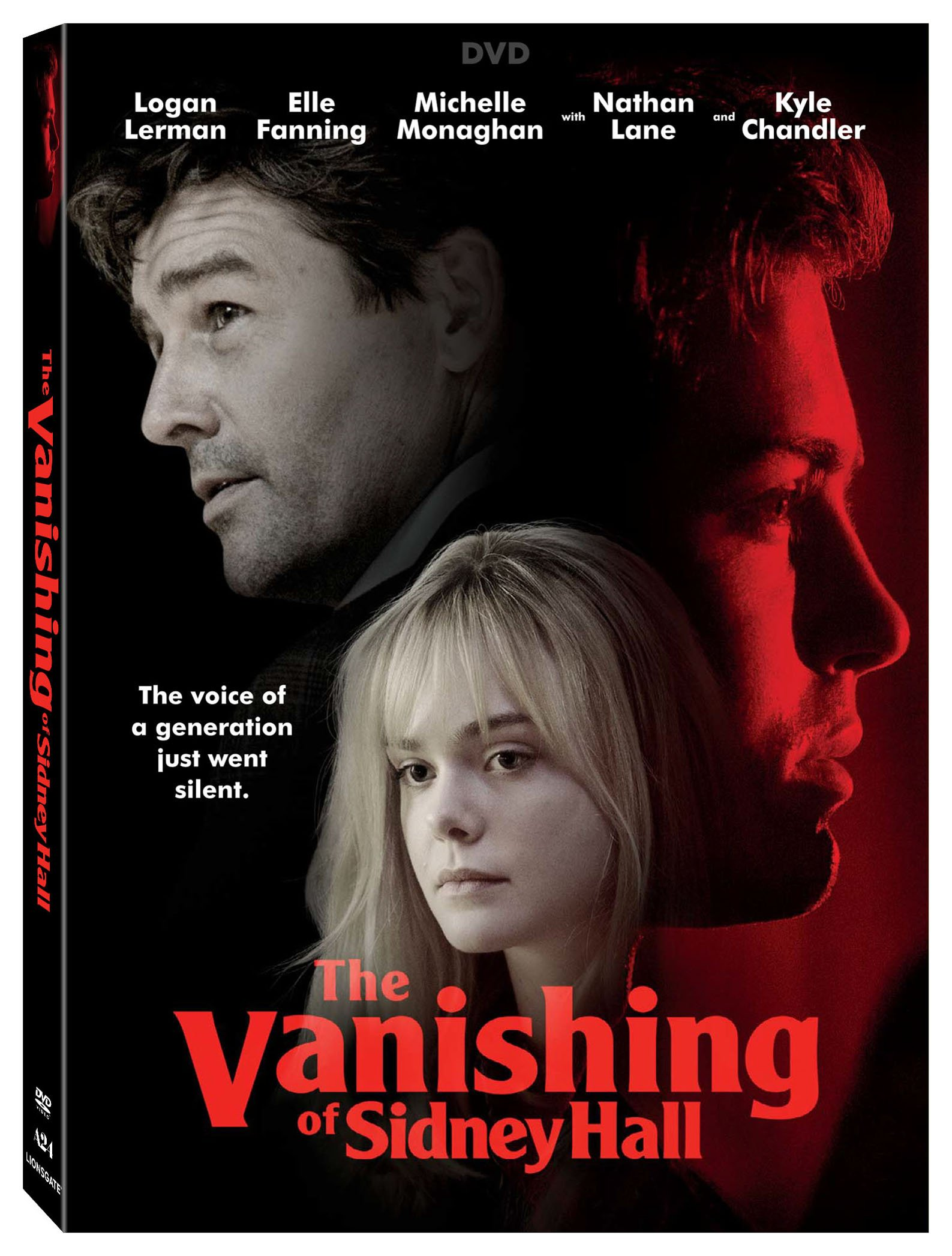 DVD : The Vanishing Of Sidney Hall (Subtitled, Dolby, AC-3, Widescreen)