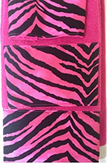 Awesome Roman Bath Store Toronto Big Bath Vanities New Jersey Flat Small Country Bathroom Vanities Bathroom Water Closet Design Young Majestic Kitchen And Bath Nj Reviews GrayFrench Bathroom Wall Sign Amazon.com: 17 Piece Bath Accessory Set  Pink Zebra Shower Curtain ..