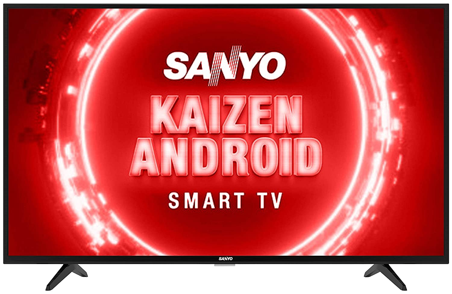 Sanyo 108 cm (43 inches) Kaizen Series Full HD Smart Certified Android LED TV XT-43FHD4S
