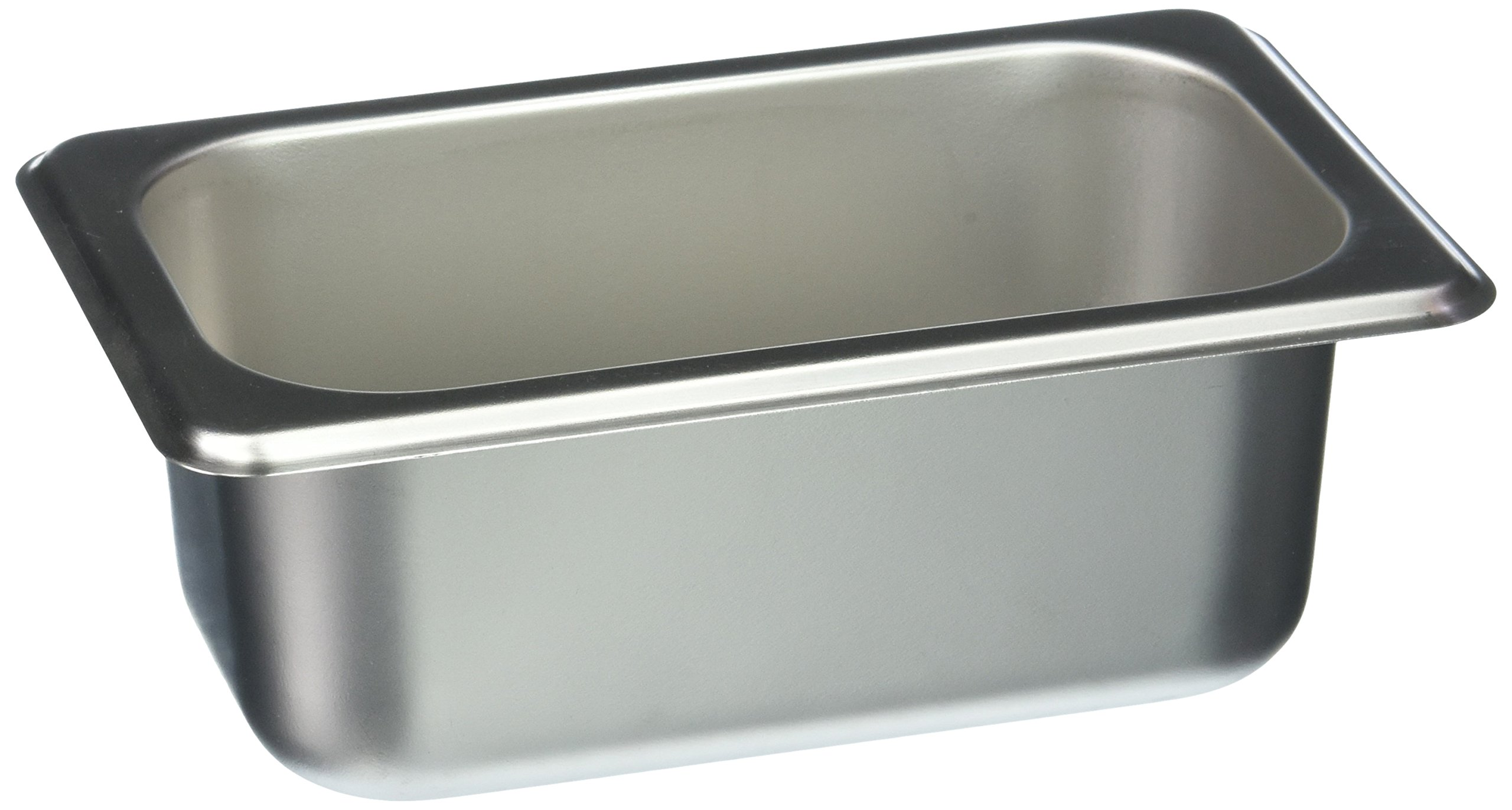 Winco SPN2 1/9 Size Steam Pan, 2 1/2-Inch by Winco (Image #1)