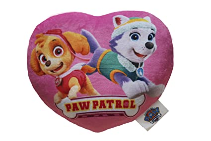 Sweetiers-04002 Paw Patrol Cojín terapéutico con aromaterapia, Color Rosa (Jast Global Supplies 04002