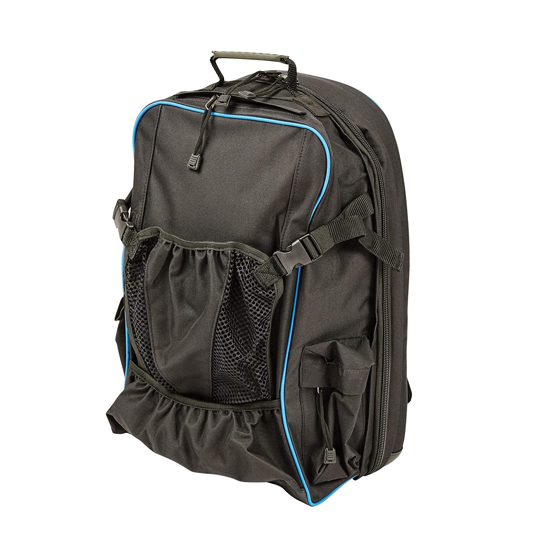 Dublin Imperial Back Pack, Black bluee