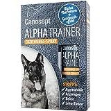 Quiko Canosept Alpha Trainer Erziehungs-Spray/Pheromon + Geräuscheffekt/Stoppt effektiv unerwünschte Verhaltensweisen Bei Hunden