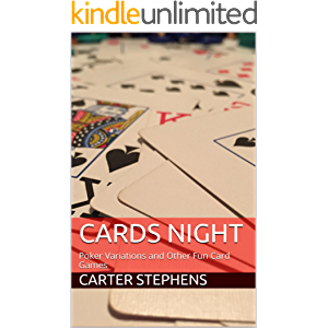 Cards Night: Poker Variations and Other Fun Card Games