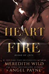Heart of Fire: (Blood of Zeus: Book Two) Kindle Edition