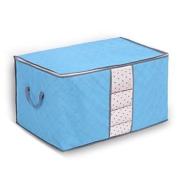 Bolsas de almacenamiento para edredón con cremalleras, bolsa ...