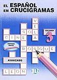 El espanol en crucigramas. Volumen 3