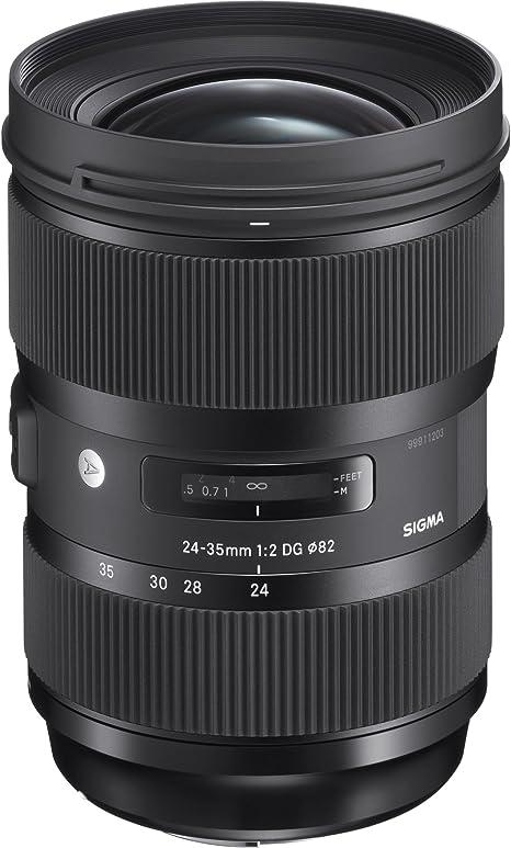Sigma 24-35mm F2 DG HSM Art - Objetivo para Canon: SIGMA: Amazon ...