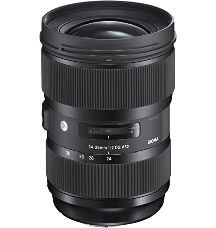 Review Sigma 24-35mm F2.0 Art