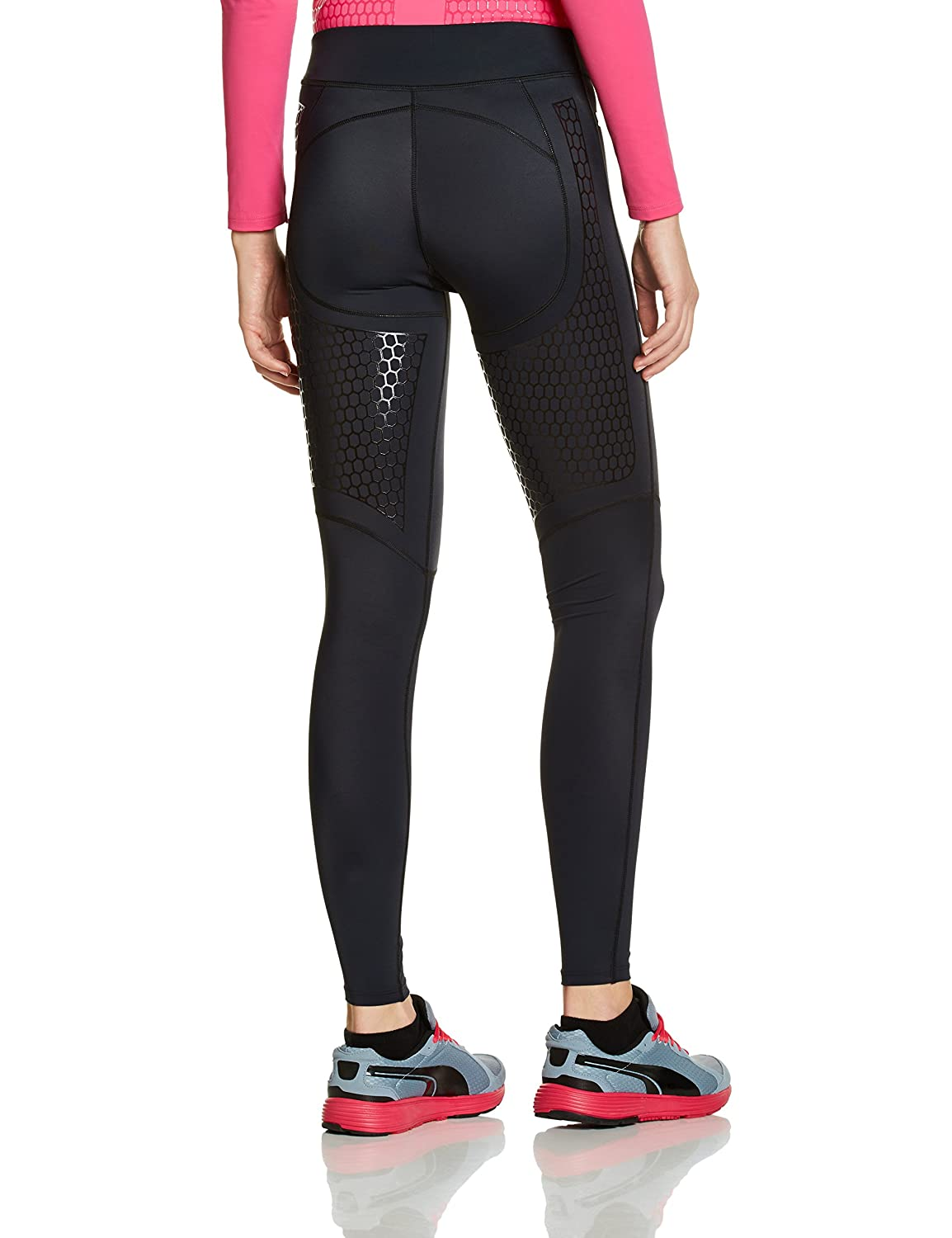 92ac799b433838 Shock Absorber Women's Ultimate Body Support Length Tights - Black,  X-Small: Amazon.co.uk: Clothing