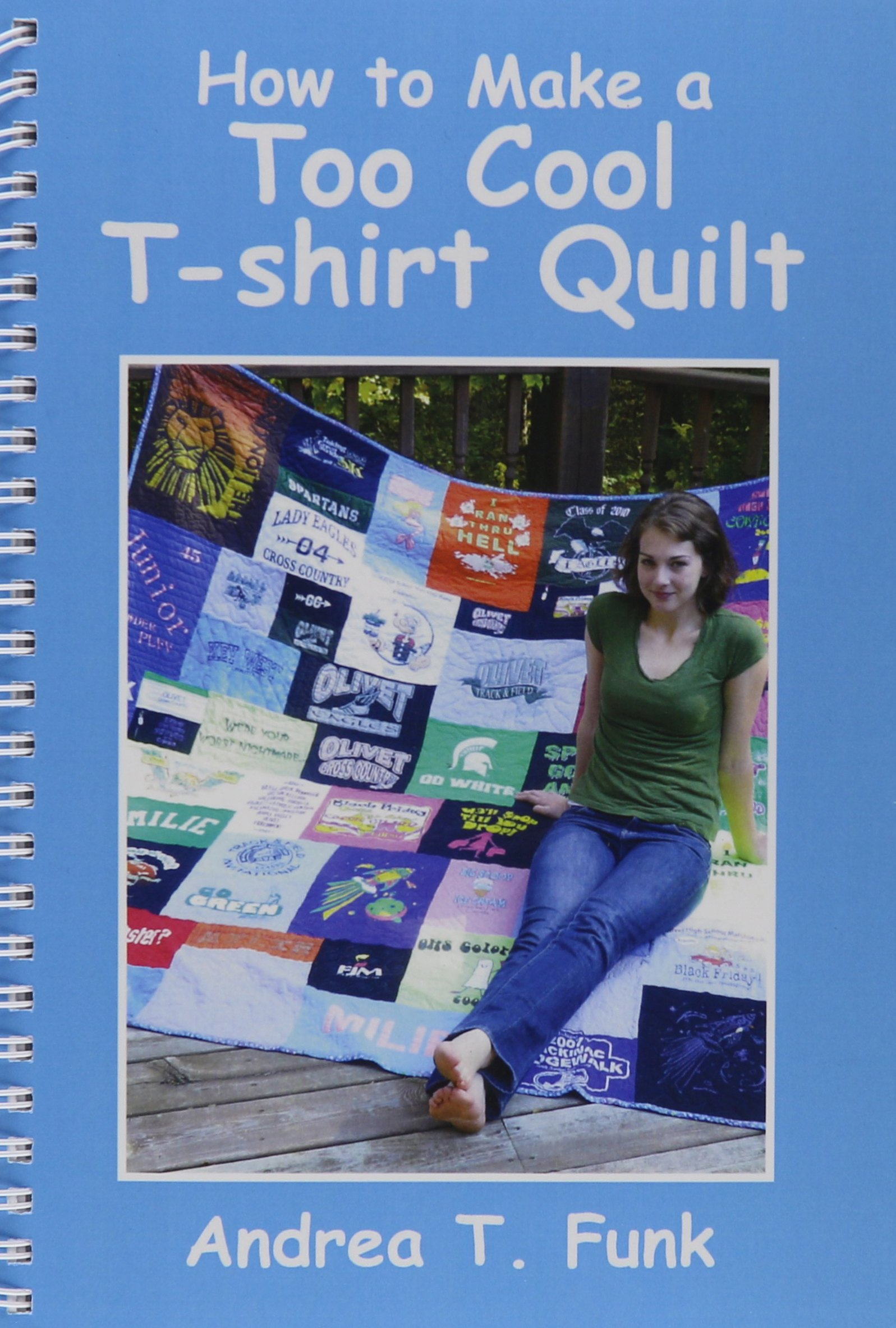 How Make Cool T shirt Quilt product image