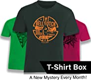ParaBox Monthly - Paranormal Mystery T-Shirt Subscription Box:(XXXL)