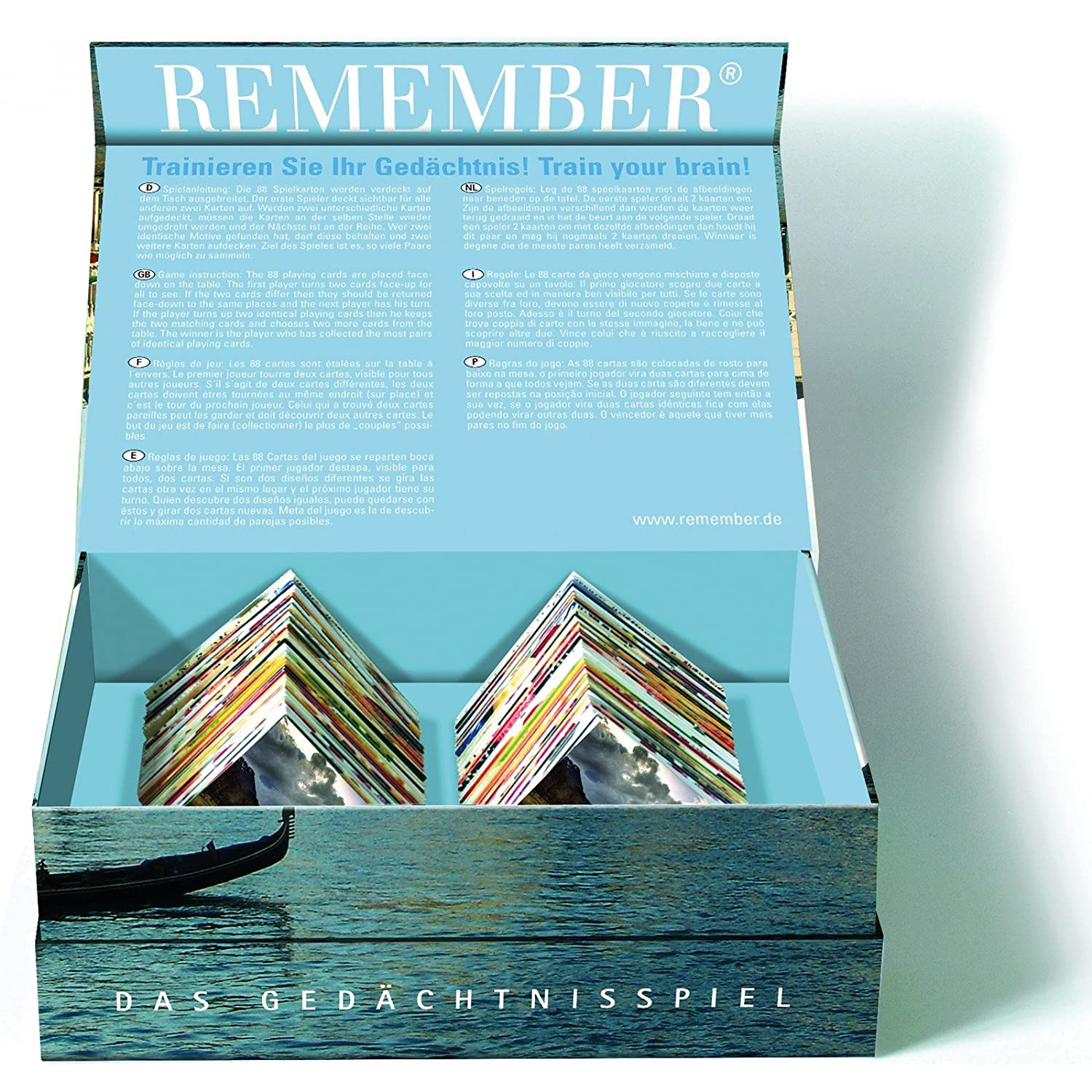 Amazon.com: Remember Europe: Toys & Games