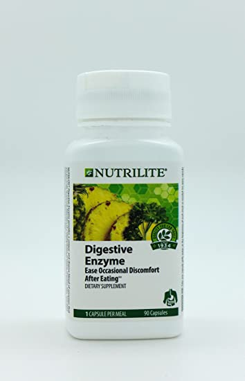 Nutrilite Digestive Enzyme Complex - 90 Count
