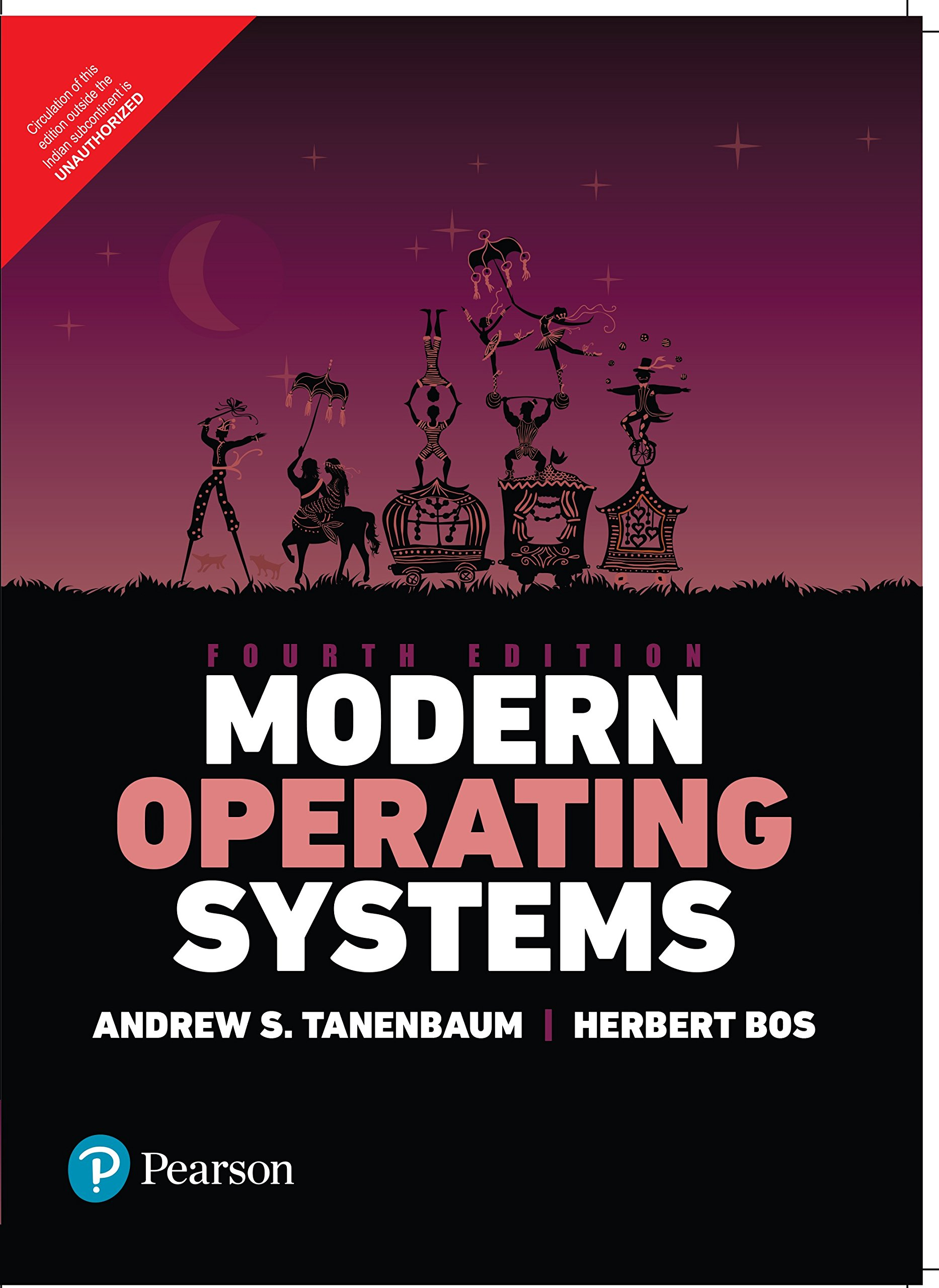 Modern Operating Systems: Andrew S Tanenbaum: 9789332575776: Amazon.com:  Books