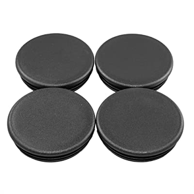 Prescott Plastics 2500HD Rear Wheel Well Frame Tube Hole Caps - Fits 2001-2020 GMC Sierra and Chevrolet Silverado 2500 HD Accessory 4x4 2x4 - Frame Plugs Rear WheelWell (4 Pack): Automotive