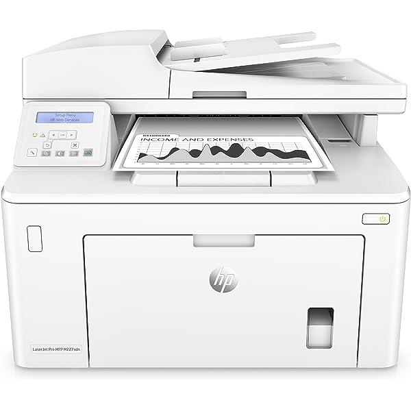 HP Laserjet Pro M227sdn - Impresora láser multifunción (800 MHz ...