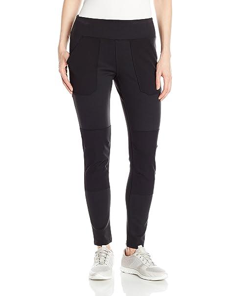 3ecc8e1f93991 Carhartt Women's Force Stretch Utility Legging (Regular and Plus Sizes),  Deep Black,