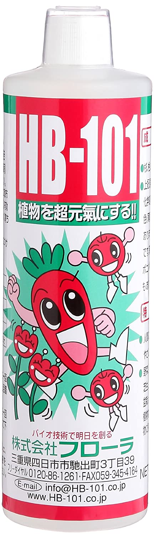 フローラ 植物活力剤 HB-101 原液 10L B00BJG20YI 10L|即効性 原液  10L