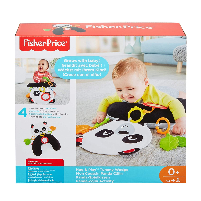 Fisher-Price Hug & Play Tummy Wedge