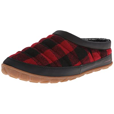 Columbia Men's Packed Out II Omni-Heat Flannel Slipper: Shoes