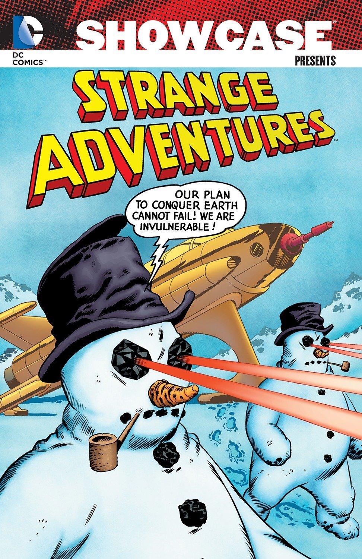Showcase Presents: Strange Adventures Vol. 2 by DC Comics