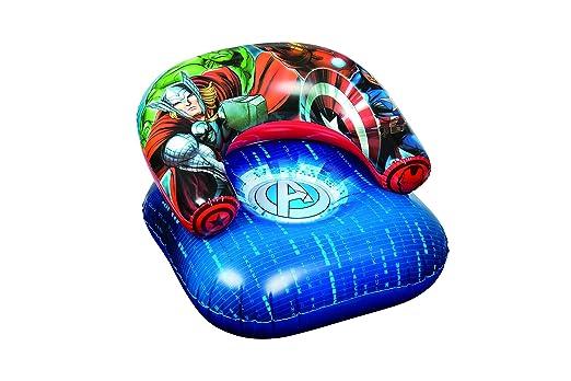 Avengers Marvel Los Vengadores superhéroes Hinchable para ...