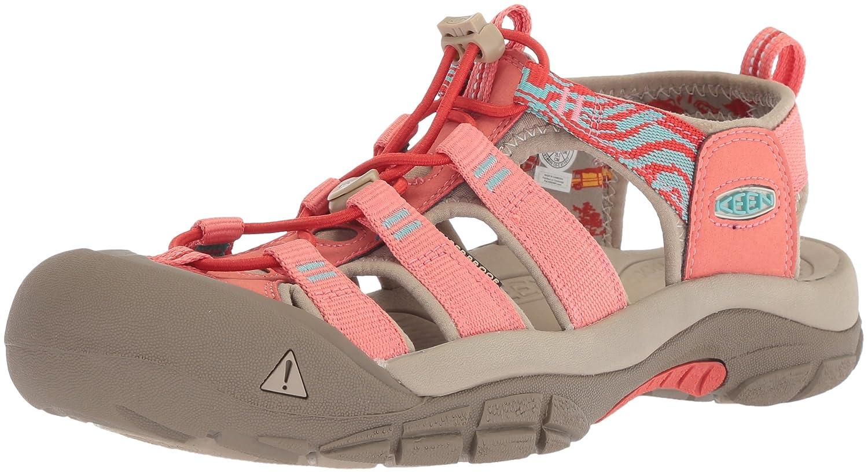 KEEN Women's Newport Hydro-W Sandal B06ZXXDBN1 6 B(M) US|Crabapple/Summer Fig