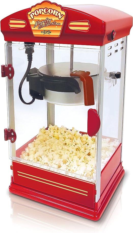Amazon.com: cuizen cpm-4040 mesa palomitas de maiz poppers ...