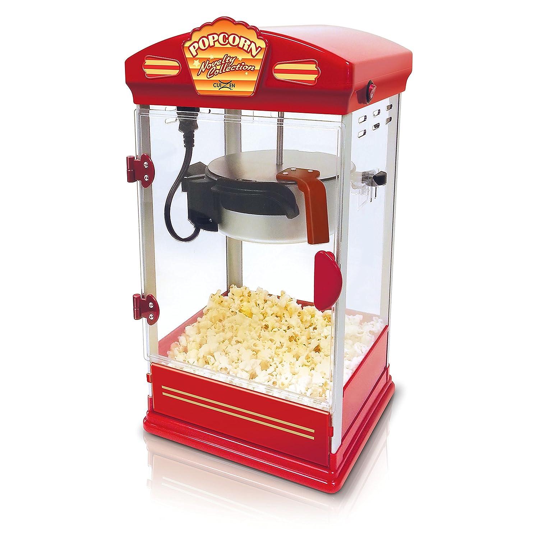 Amazon.com: CuiZen CPM 4040 Tabletop Popcorn Popper, 4 Ounce: Kitchen U0026  Dining