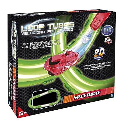 Loop Tubes Car-41637 Velocidad por Un Tubo, Multicolor (Cife Spain ...