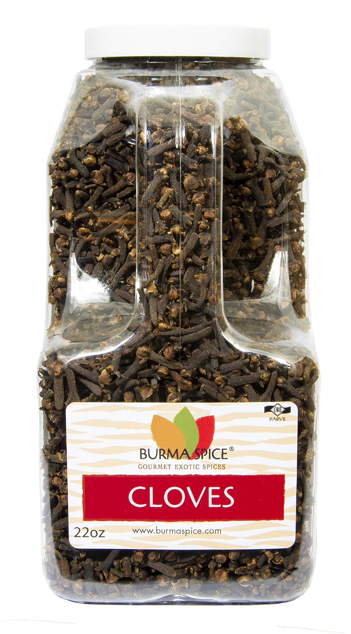Whole Cloves : Aromatic Dried Herb : Holiday Spice Kosher (22oz.)