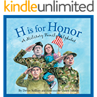 H Is for Honor: A Millitary Family Alphabet