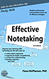 Effective Notetaking (Study Skills Book 1) (English Edition)
