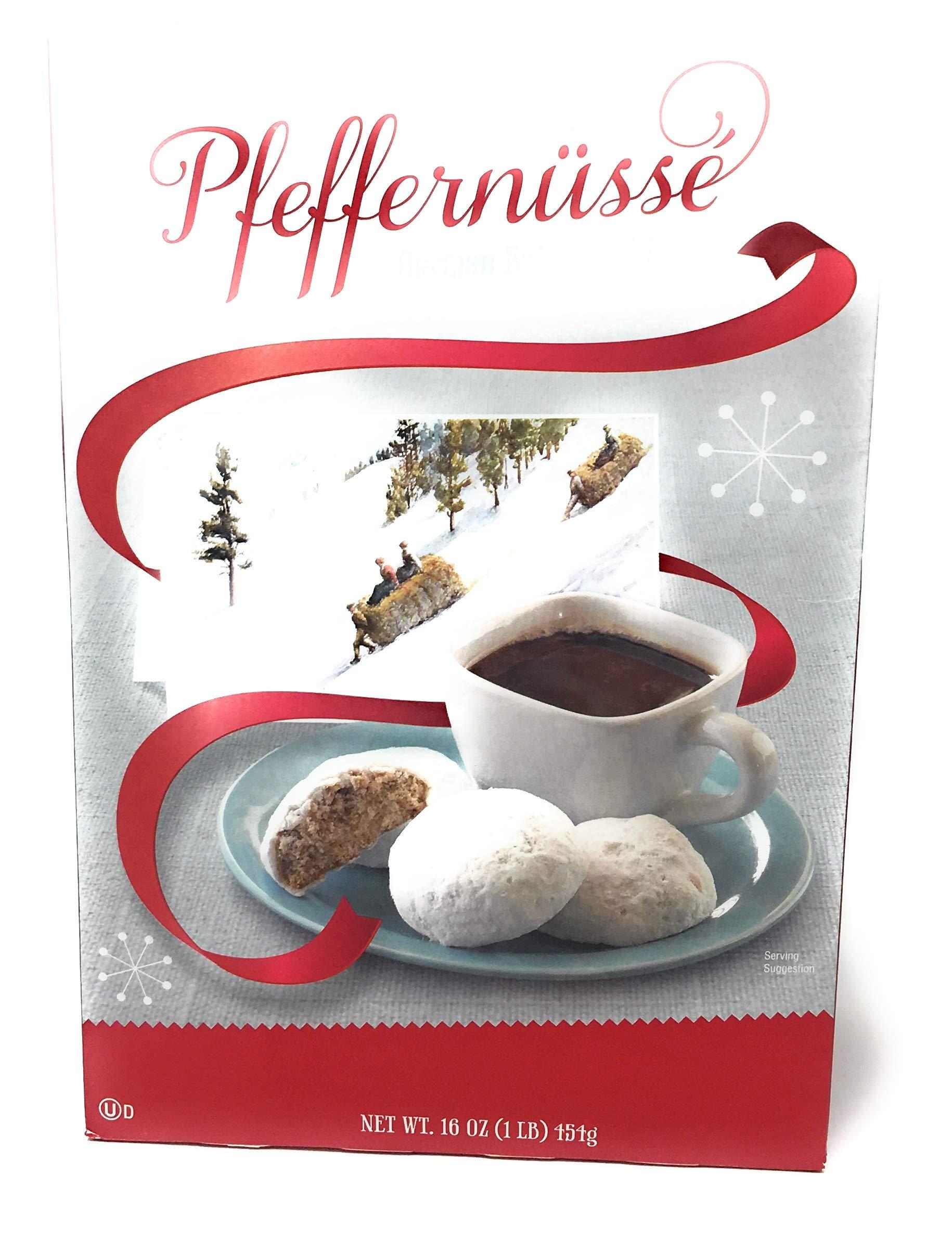 Amazon Trader Joe s Pfeffernusse German Spice Cookies limited