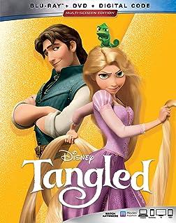 Amazon com: Tangled (Two-Disc Blu-ray/DVD Combo): Mandy