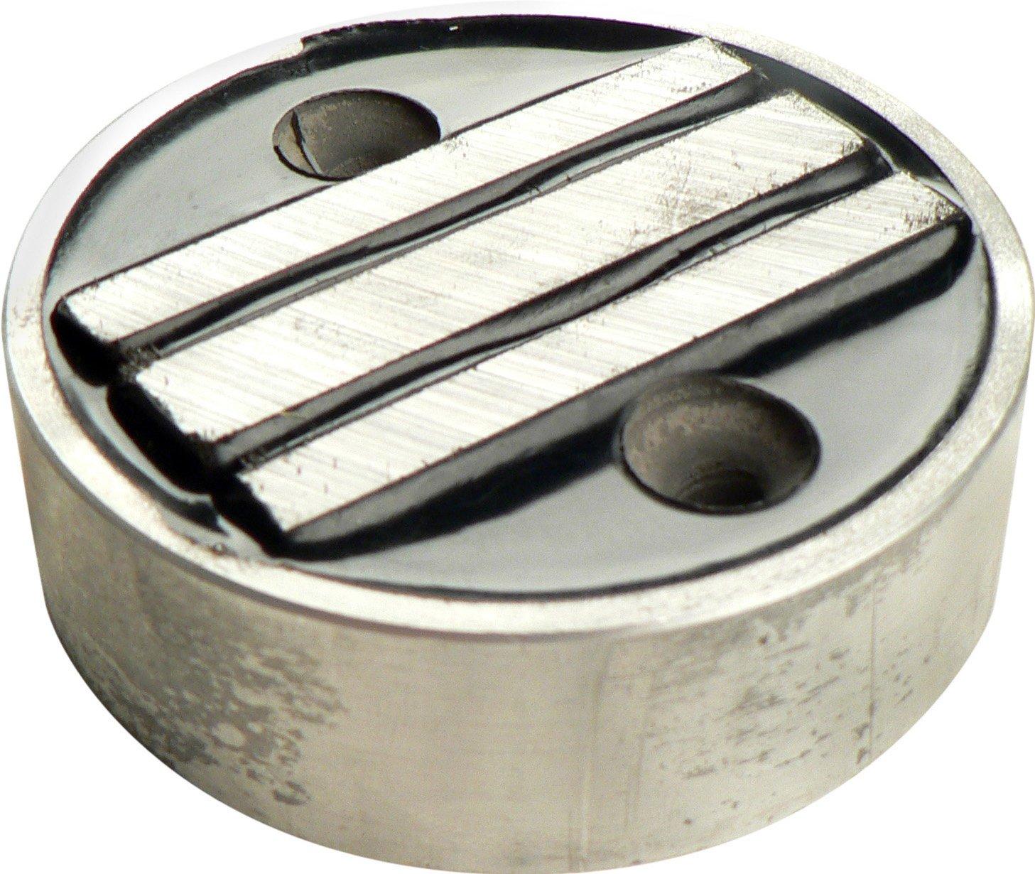 3 x 1//145 lb MAG-MATE C5H3004 Rare Earth 3-Pole Magnet