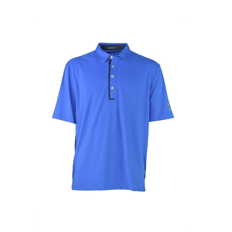 JELFY Polo Tejido técnico - Polo de Golf para Hombre - Rolando ...